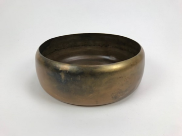 Bowl BLUE GOLD 23x23x8cm