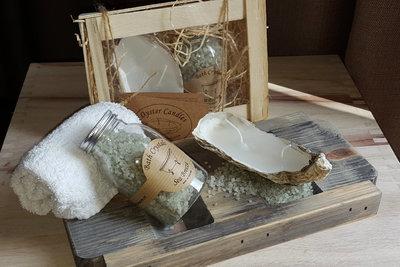 Oesterkaars pakket incl. Bath Crystals
