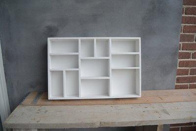 Letterbak White